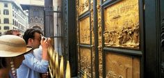 Panels from the Italian Renaissance sculptor Lorenzo Ghiberti tour the U.S. for the first time