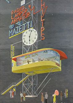 Stockholmsutställningen, 1930 (Martin Klatsch)