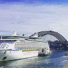 #sydney - #beautiful as ever. #harbour #cruise #sydneyharbourbridge #summer by myshortescapes http://ift.tt/1NRMbNv