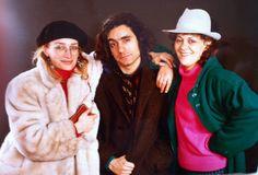 Con Marco diStefano e Brigitte Christensen