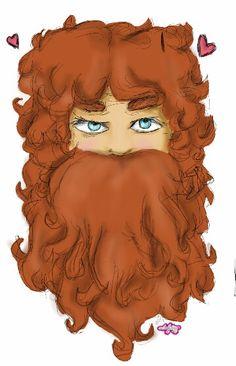 Cuty BeardMan <3_ by LovelyLazy