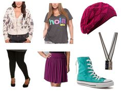 Fashion from Glee: How to Dress Like Lauren Zizes