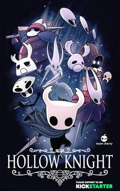Hollow Knight Promo Image #2 by teamcherry on DeviantArt