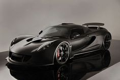 Passion For Luxury : Hennessey Venom GT