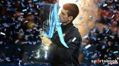 Djokovic has 'perfect launchpad for 2014 assault'  Novak Djokovic said he will use his 22-match winning streak as a launchpad for an all-out assault on more Grand Slam titles next year.