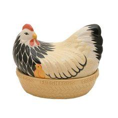 Mason Cash Mother Hen Egg Nest   Dunelm