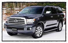 2016 Toyota Sequoia Price and Changes o 2016