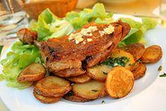 J'aime le canard confit! C'est un aliment tellement français.