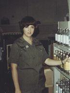 23rd Infantry Division Vietnam War. army nurse, vietnam