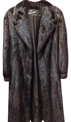 c806abe26c30 Dark Brown Mink Sale Price 1 090.00 Coat Size 6 (S)