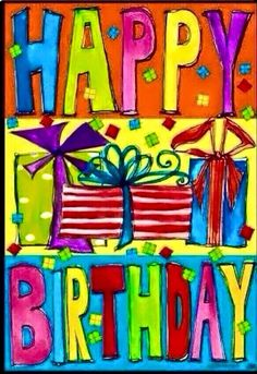 〽️ Happy Birthday