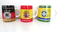 Drink your coffee from your favourite World Cup Team's Mug for only $6 instead of $12!