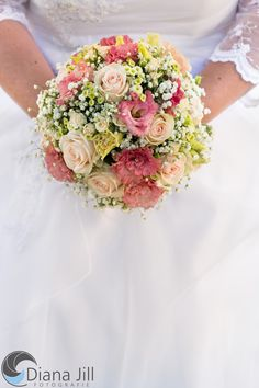 Bridal bouquet: May