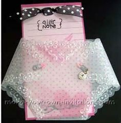 3d_invitations handmade_invitations baby_shower baby_shoes