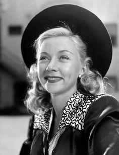 """Gloria Grahame - """"Violet"""", the hussy, from my favorite movie - """"It's A Wonderful Life""""!"""