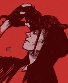 181212: wolfII by Creature13.deviantart.com on @deviantART] Hmm