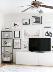 Cool ideas to use ikea for your interior design (30)
