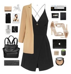 if wasn't for you by ishipbullshit on Polyvore featuring мода, Miss Selfridge, Topshop, Dune, Givenchy, Ileana Makri, Dolce&Gabbana, Becca, Chanel and Nails Inc.