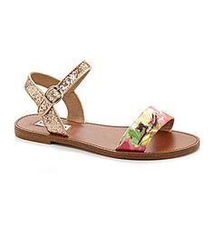 Steve Madden Donddi Floral Sandals | Dillards.com