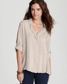 James Perse Shirt - Dress Shirt   Bloomingdale's