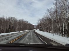 Camp Anywhere: Road Trip: Spring in Mt. Washington Valley
