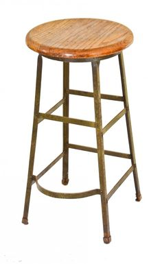Fresh Four Legged Bar Stools