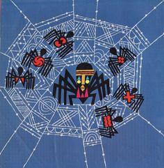 Ananzi the Spider - 2nd grade Line lesson