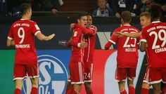 James Rodriguez inspires Bayern Munich to thrash Schalke in Bundesliga #FCBayern  James Rodriguez inspires Bayern Munich to thrash Schalke in Bundesliga  Berlin: Colombia midfielder James Rodriguez celebrated his first Bundesliga start for Bayern Munich in style by inspiring them to a 3-0 win at Schalke 04 on Tuesday.  James on loan from Real Madrid scored the second goal and cleverly set up the third having also played a part in winning the penalty which got Bayern off the mark.  Robert…