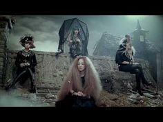 "It Hurts by 2NE1  ""This Is One Of My Favorite Female Korean Groups!!  I Love This Song!! The Video, Set Design & Costumes are AMAZING!!""  *-*!!!!"