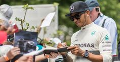 Hamilton & Rosberg Highlight Celebrity Driver Lineup For 2016 Goodwood Festival Of Speed #celebrities #F1