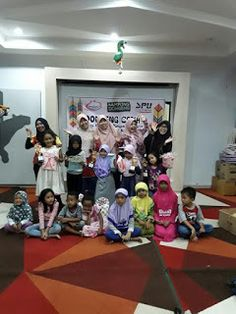 GPMB Provinsi Kalimantan Timur: Dongeng Ceria GPMB Bersama Kampung Dongeng Samarin...