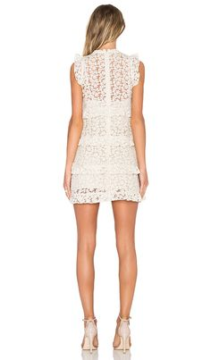 Shop for Line & Dot Twiggy Dress in Cream at REVOLVE. Free 2-3 day shipping and returns, 30 day price match guarantee.