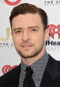 I was never too into Timberlake, but with his SNL hilarity and his sexy new haircut...so very Harvey Spector of him.