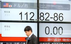 Trump fires next salvo, naming China, Japan 'currency manipulators'- Nikkei Asian Review