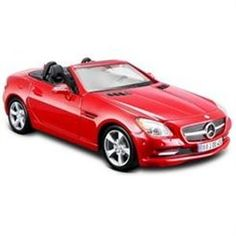 Maisto 1/24 Mercedes Benz Slk 2011 - Maisto