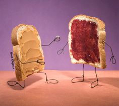 Food Art Shenanigans by Terry Border « Musings