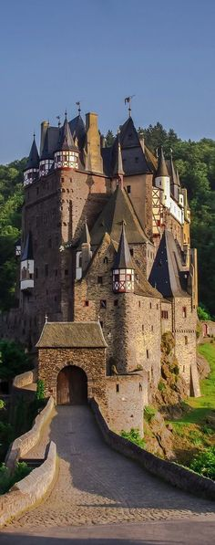 Beautiful Castle, Germany.