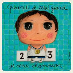 Isabelle Kessedjian: Quand je serai grand... Nouvelle collection. Teaching French, When I Grow Up, Edd, Tooth Fairy, Art Plastique, Art Therapy, Kids Decor, Illustrations, Baby Pictures