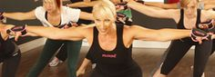 PILOXING: Fusion of Pilates & Boxing! Can't wait to try this!