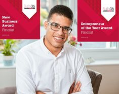 British Entrepreneur Lee Chambers Finalist in Young Entrepreneur Awards