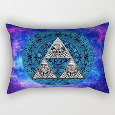 """Our Rectangular Pillow is the ultimate decorative accent to any room. Made from 100% spun polyester poplin fabric, these """"lumbar"""" pillows feature a double-sided print and are finished with a concealed zipper for an ideal contemporary look. Includes faux down insert. Available in small, medium, large and x-large."""