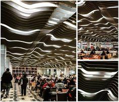 """Food Garden Ceiling"", Costanera Center Mall. - Google Search"
