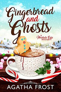 Read Agatha Frost's new book, Gingerbread and Ghosts (Peridale Cafe Cozy Mystery). Published on The book in the BESTSELLING Peridale Cafe Cozy Mystery series! Christmas falls on Peridale, but that does not mean café-owner and part-time. Cozy Mysteries, Best Mysteries, Murder Mysteries, I Love Books, Good Books, Books To Read, Reading Books, Mystery Novels, Mystery Series