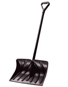Suncast Snow Shovel/Pusher Combo with Wear Strip And D-Grip Handle No-stick graphite blade Galvanized Steel Wear Strip Comfort Grip Steel Core handle Blade Length overall length with blade Snow Shovel With Wheels, Lawn And Garden, Home And Garden, Removal Tool, Galvanized Steel, Winter Garden, Outdoor Gardens, Handle, How To Wear
