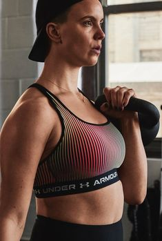 Under Armour Mid Crossback Sports Bra Editor Review #UnderArmourWomen #ad Workout Gear, Under Armour Women, Fitness Gear, Bra, Editor, Sports, Fashion, Hs Sports, Moda