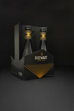 Bozwart Belgian Beer (Student Project) on Packaging of the World - Creative Package Design Gallery
