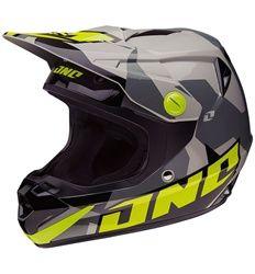 One Industries 2014 Youth Atom Camoto Helmet