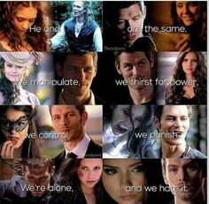 tvd, the vampire diaries, and katherine pierce image never thought ID ship this if even a little! Vampire Diaries Wallpaper, Vampire Diaries Damon, Vampire Diaries Quotes, Vampire Diaries The Originals, Tvd Quotes, Tv Show Quotes, Katherine Pierce, Katharina Petrova, Vampire Daries