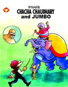 Chacha Chaudhary English Magazine