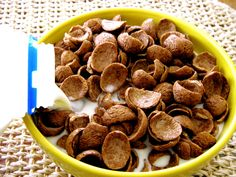 CEREALS AND THEIR PREPARATION